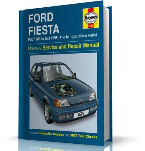 haynes 1989 ford f 250 ford fiesta 1989 1995 instrukcja napraw haynes