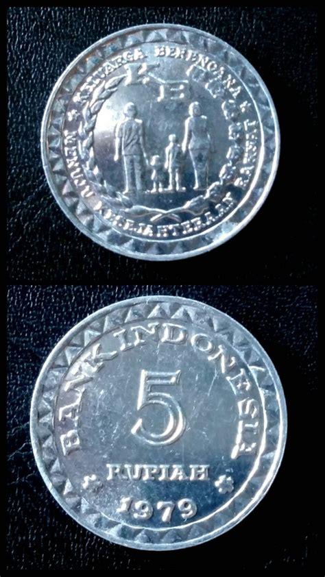 Uang Kuno Asli 10 Rupiah Sepuluh Rupiah Tahun 1963 Koleksi Uang Kuno jual uang kuno rp 5 rupiah logam tahun 1979 gambar kb