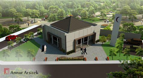 desain teras masjid desain masjid minimalis modern puri dagomas i annur arsitek