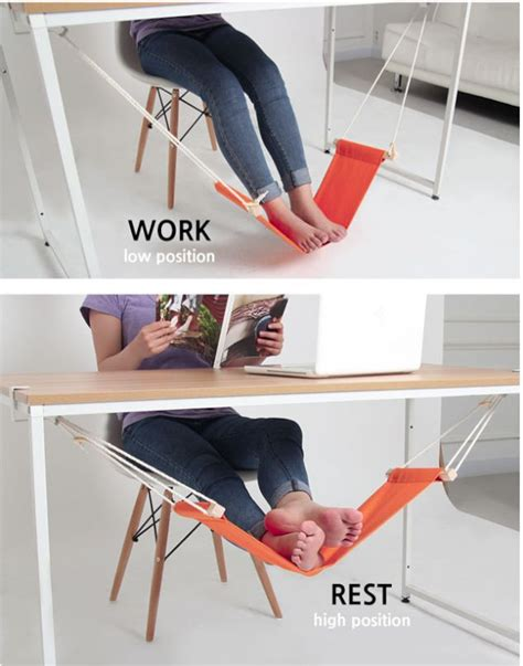 desk hammock diy 1000 ideas about foot rest on diy ideas for bedroom room kitchen and decorating