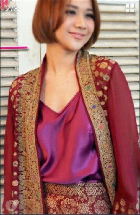 Ghea Dress 29 best ghea panggabean images on kebaya styles and ikat
