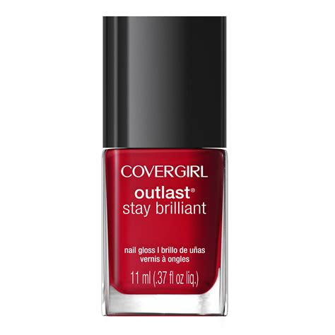 Covergirl Outlast Stay covergirl outlast stay brilliant nail gloss