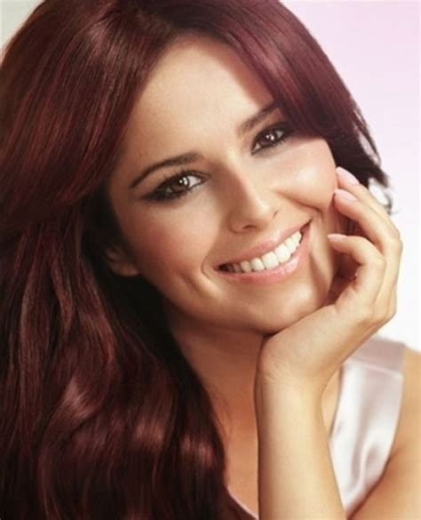 light mahogany brown hair color with what hairstyle top redhead hairstyles 2013 stylish celebrity red hair