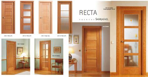 tipos de puertas de madera interior tipos de puertas interior karpinteria puertas