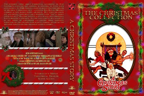 xmas collection a christmas story movie dvd custom