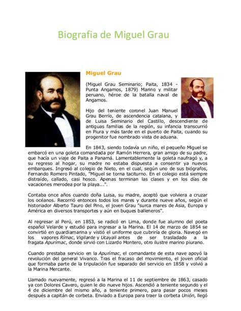 biografia de q lazzarus biografia de miguel grau