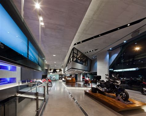 Home Design Stores In Amsterdam by Honda Bigwing Showroom By Whitespace 187 Retail Design Blog