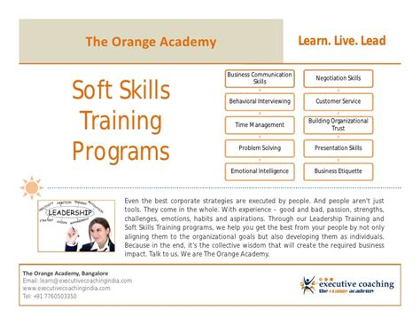 Soft Skill Trainer by Soft Skill Behavioural Outbound India