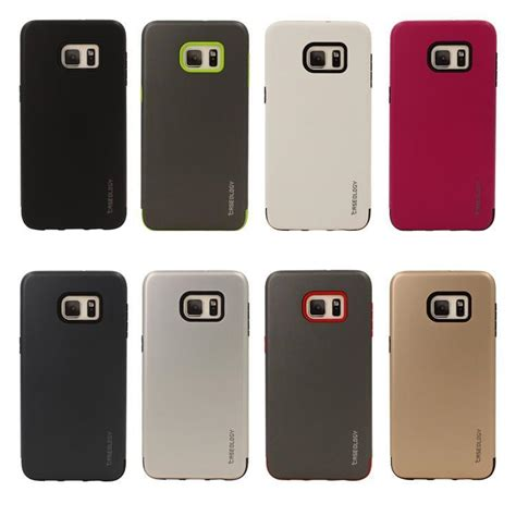 Caseology Rugged Armor For Samsung S6 caseology hybrid rugged impact armor tpu pc for samsung galaxy s5 s6 edge plus note 4 5 j1