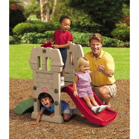 little tikes endless adventures swing along castle little tikes endless adventures rock climber and slide