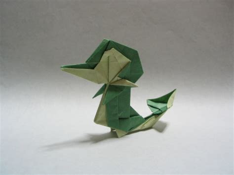 gaming design origami nintendo