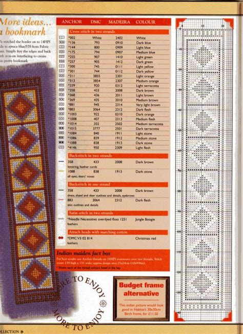 printable western bookmarks s western bookmark free bookmark cross stitch patterns