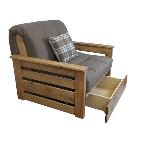 Aylesbury Futon Style Chair Bed Factory Direct Sofabedbarn Co Uk