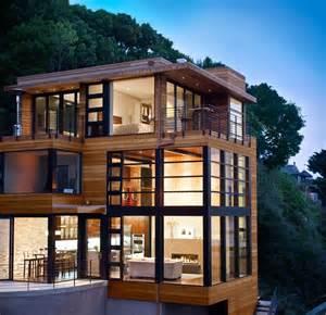 Two Story Master Suite Bridgeway Cliff House Marin Programs Aia San Francisco