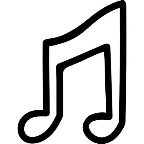Galerry coloring page music notes