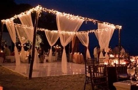 backyard wedding dance floor pinterest
