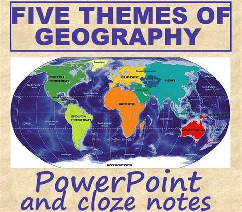 five themes of geography book project 19748 best secondary social studies images on pinterest