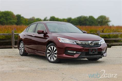 Accord Touring 2017 by 2017 Honda Accord Touring Hybrid Review Carsquare