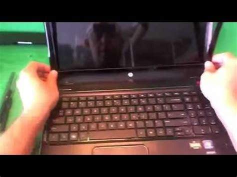 hp pavilion dv6 7010us laptop screen replacement procedure