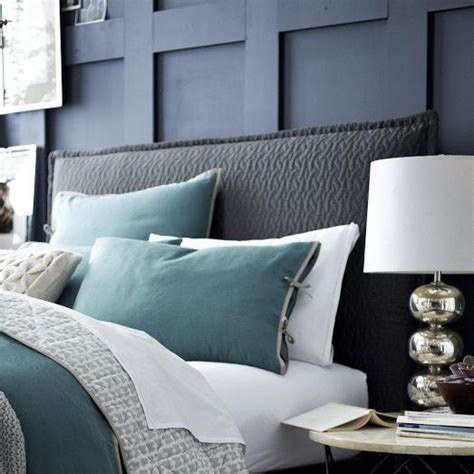 West Elm Headboard by Slipcovered Headboard On Matelasse Slipcover