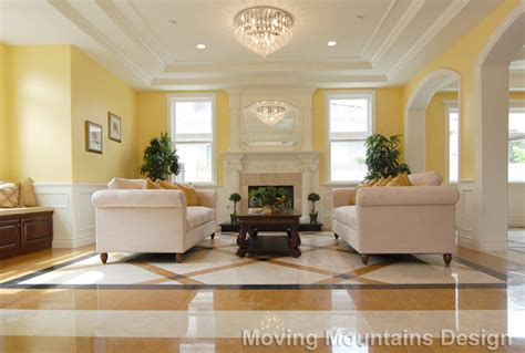 Los Angeles Home Staging Luxury New Construction Arcadia Home Staging Living Room