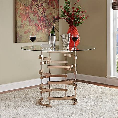 bed bath and beyond ithaca verona home ithaca counter height dining table bed bath