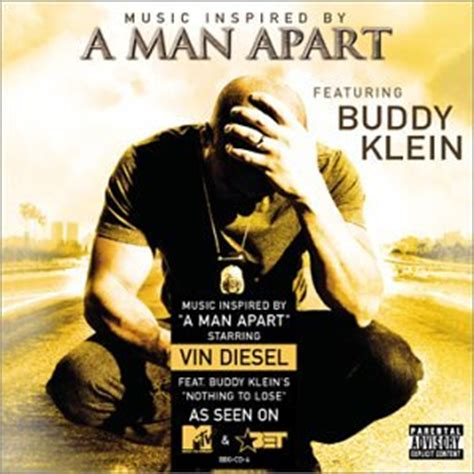 a man appart buddy klein music inspired by a man apart vin diesel amazon com music