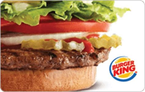 Burger King Gift Card - burger king gift card balance gift card granny