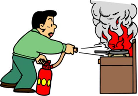 how to put out a fireplace putting out fires clipart 19