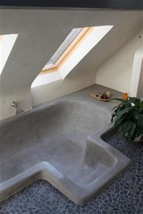 poured concrete bathtub wow diy ofuro japanese soaking tub with poured in place