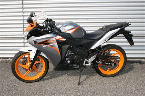 Honda Motorrad Cbr by Motorrad Occasion Kaufen Honda Cbr 125 R Goldwing Center