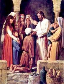 Jesus Made The Blind Man See Whenever You Choose Kindness You Show Christ To Others