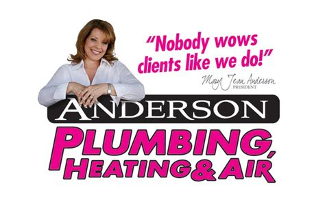 Andersons Plumbing by Plumbing Marketing With Jean Of