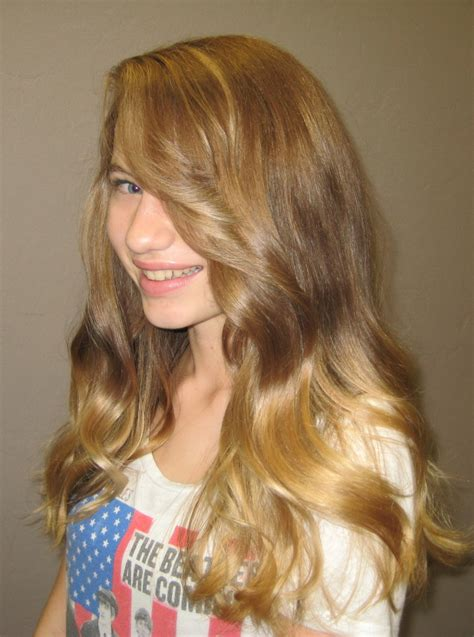 ombre hairstyles cost ombre highlights hair salon services best prices of 29