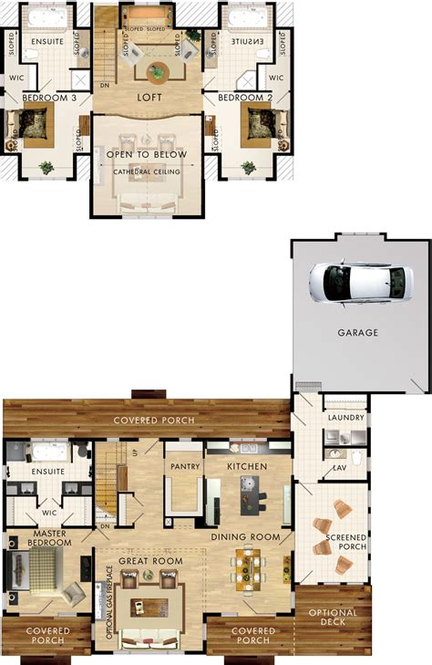 home hardware floor plans beaver homes and cottages otter lake