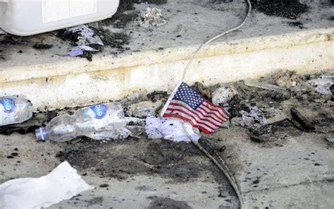 consolato libia bengasi il consolato usa il giorno dopo l attacco le