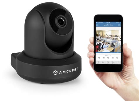 amcrest 1080p wifi monitoring security wireless ip
