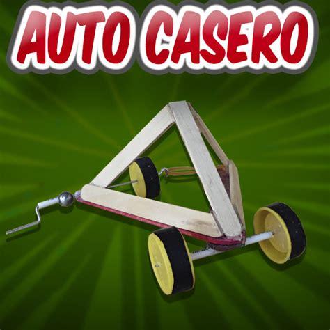 como hacer un coche casero como hacer un coche electrico como hacer un auto de carreras casero muy f 225 cil de hacer