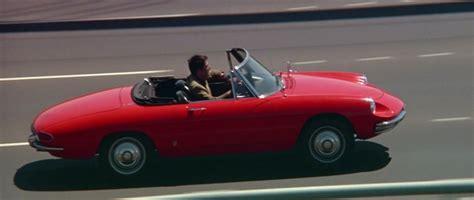 The Graduate Alfa Romeo by Imcdb Org 1966 Alfa Romeo Spider 1600 Duetto 105 03 In