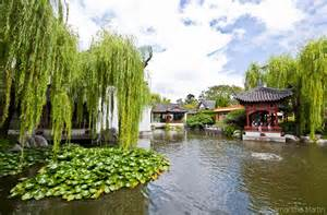 China Garden by Garden Of Friendship Fuzzl