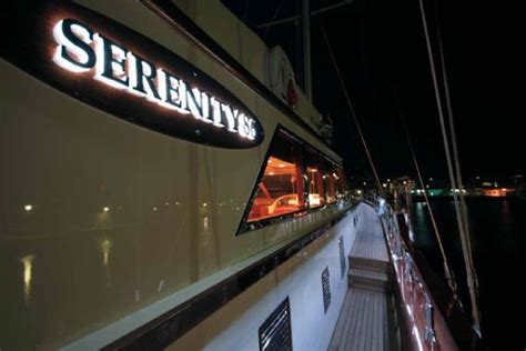 what is serenity speed on fans serenity yachting archives boats yachts for sale