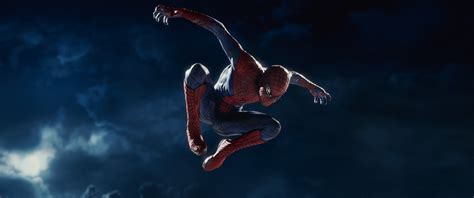 amazing spider man swinging vfx supervisor jerome chen on the amazing spider man tv