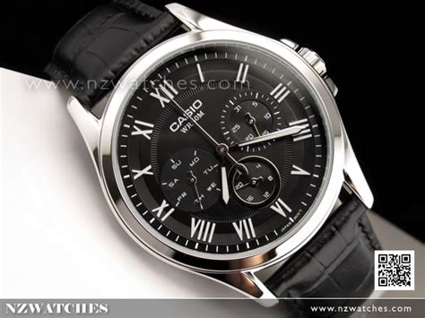 Casio Mtp E301l buy casio genuine leather analog mens mtp e301l 1bv mtpe30l buy watches casio