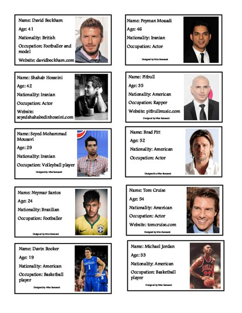 celebrity biography ks2 257 free celebrities biographies worksheets