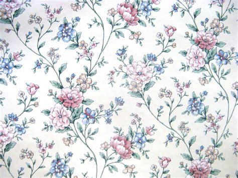 80s floral vintage 80s sunworthy vinyl blue vintage floral vine