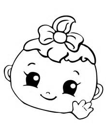 coloring for babies baby coloring page coloring home