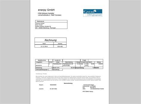 Rechnung Als Privatperson Ausstellen österreich Mit Crm Software Einfach Rechnungen Erstellen Vorlagen