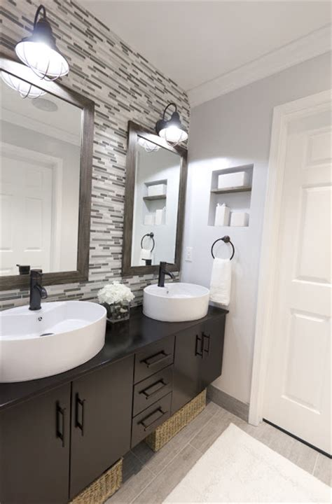 bathrooms on finance master bathroom don t like the sinks but love everything