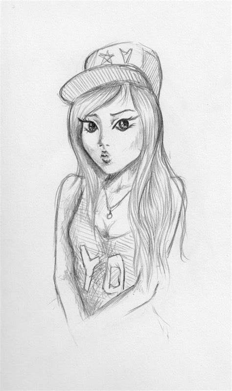 items similar to hip hop pencil drawing on etsy