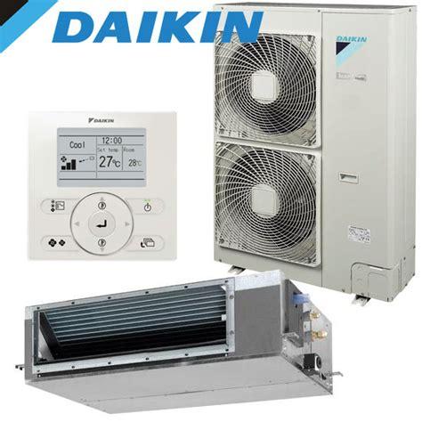 daikin ducted split system fdyq100la av premium inverter 10kw